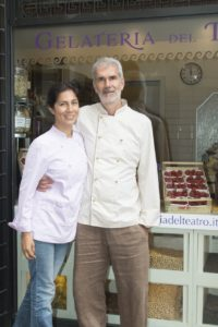 Silvia and Stefano