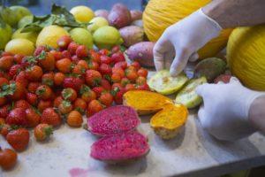frutta gelateria